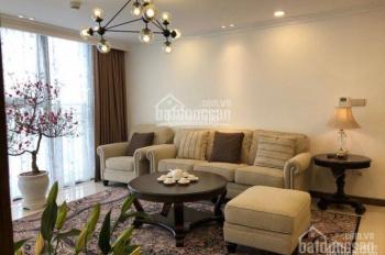Cho thuê căn hộ chung cư The Manor tòa B, 108m2, 2 phòng ngủ, đầy đủ nội thất. LHTT: 0936105216
