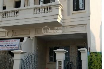 Cho thuê nhà phố đôi liền kề 10x20m trong Cityland Gò Vấp