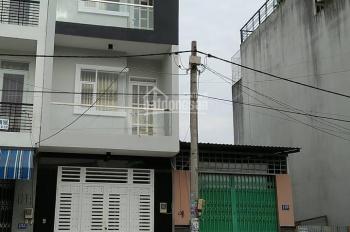 Cho thuê nhà mới hẻm 411/23B Lê Đại Hành, 4x18m có 4 phòng