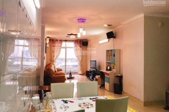 Căn hộ 3PN DT 100m2, full nội thất, CC Vạn Đô, Quận 4, TP. HCM, cho thuê 15tr/tháng. LH: 0907571537