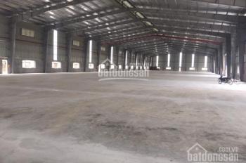 Cho thuê kho xưởng DT 1000m2, 2000m2, 4000m2, KCN Hà Bình Phương, Thường Tín, Hà Nội