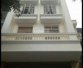 Cho thuê nhà mặt phố Mễ Trì Thượng 75m2 x 7 tầng MT 5m, có thang máy, nhà vừa hoàn thiện xong