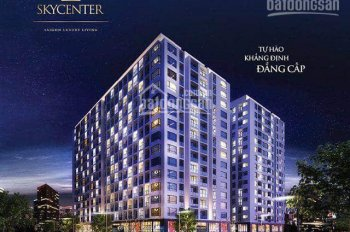 Cho thuê văn phòng officetel Sky Center 10 đường Phổ Quang, DT: 59m2, giá 18 tr/tháng
