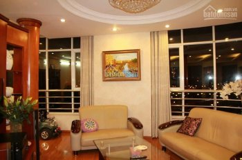 Cho thuê nhà chung cư 120m2, số 90 Trần Thái Tông, Cầu Giấy, Hà Nội (toà Sunrise Building)