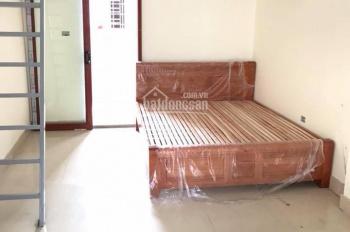 Chính chủ cho thuê chung cư mini mới đủ đồ điều hòa tủ bếp gần đường  Trung Văn