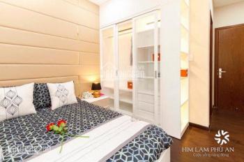 Đi nước ngoài cần bán gấp căn hộ Him Lam Phú An view hồ bơi giá tốt 1,95 tỷ. LH: 0906 388 825