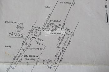 Cần bán nhà xưởng 8500m2, mặt tiền Trần Đại Nghĩa, Bình Chánh