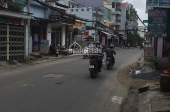 Bán nhà mới mặt tiền đường Số 8 gần trường học, phường 11, quận Gò Vấp. LH: 0907267211