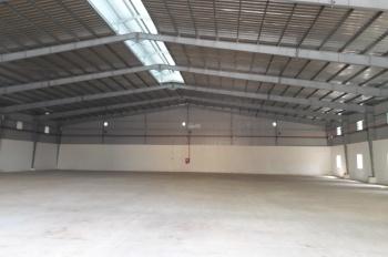 Kho xưởng cho thuê Thạnh Xuân, Quận 12, diện tích 1.500m2, giá thuê 60tr/th