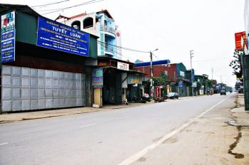 Chính chủ bán đất đẹp 146m2, SĐCC thôn 7, Phùng Xá, Thạch Thất. Mặt tiền 8.8m gần chợ