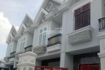 Nhà mới xây ngay đường Đinh Đức Thiện, Bình Chánh, sổ hồng riêng 480 triệu/căn (0936944878)