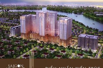 Bán căn hộ Saigon Mia ngay khu Trung Sơn, căn góc 78m2, view đẹp, giá rẻ LH: 0938138349 Ms. Ngọc