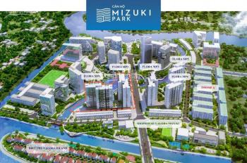 Căn hộ Mizuki Park MT Nguyễn Văn Linh, 1.8 tỷ/căn 2PN, nhận nhà T11/2019. LH 0938 38 39 30 Ms. Nhi
