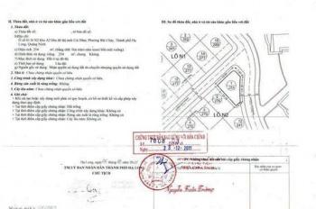 Bán đất Gleximco 3 mặt thoáng tại trung tâm Bãi Cháy, HL, LH:0965.924.303