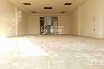 Văn phòng hạng A 130m2, đẹp nhất mặt đường cắt Trần Duy Hưng