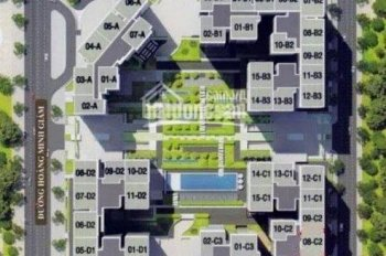 Bán CH Mandarin Garden đủ diện tích từ 114 - 266m2, bàn giao thô hoặc full nội thất. LH 0904717878
