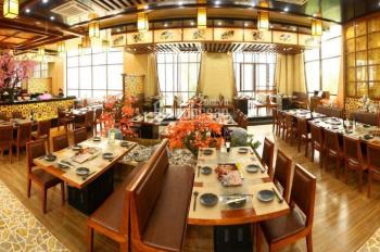 Bán Villa MT đường Bà Huyện Thanh Quan, P6, Quận 3. DT: 20x20m