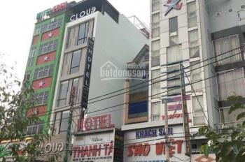 Bán gấp khách sạn kèm theo nội thất cao cấp MT Dương Quảng Hàm, p6, Gò Vấp