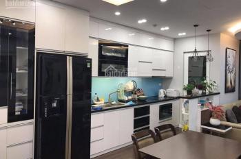 Cho thuê căn hộ chung cư Home City 177 Trung Kính, 80m2, 2PN, giá 10tr/th. Call 0987.475.938