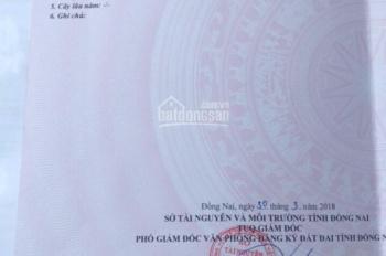 Bán đất DT hơn 100m2 giá 370 triệu, Long Thành, Đồng Nai, LH 0898542852