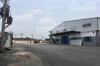 Cho thuê nhà xưởng, kho bãi 2000m2 - 5000m2 mặt tiền Quốc Lộ 1A, An Phú Tây, Bình Chánh