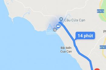 Bán đất chính chủ Phú Quốc, chợ Cửa Cạn, Kiên Giang DT 560m2 lộ giới 20m (8,0 tỷ) LH 0913.799.007