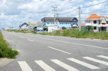 Bán gấp lô đất Phước Kiển, Nhà Bè đường thông, giá 1.2 tỷ  mặt tiền 5m.
