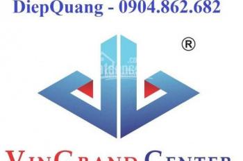Bán Villa MT đường Hồ Xuân Hương, P6, Quận 3. DT: 20x20m
