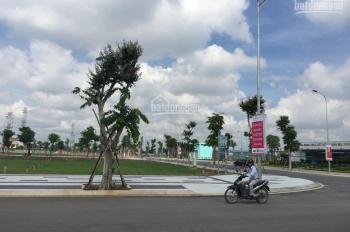 Cần tiền bán gấp lô đất DT 300m2, giá 800 triệu mặt tiền Mỹ Phước - Tân Vạn