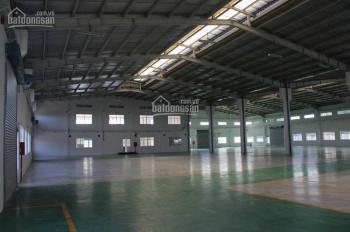 Cho thuê nhà xưởng, kho tại Biên Hòa, Đồng Nai, DT: 1000 - 20000m2 giá từ 30 nghìn/m2
