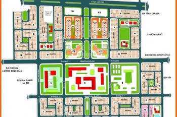 Bán đất nền DA Huy Hoàng, Thạnh Mỹ Lợi, Q2. Sổ hồng cá nhân, đường 20m, 8x20m, giá 95tr