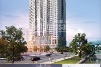Bán gấp căn hộ góc 3PN, 114m2 dự án Saigon Royal, giá bán cạnh tranh 10 tỷ 300 - LH 0899466699