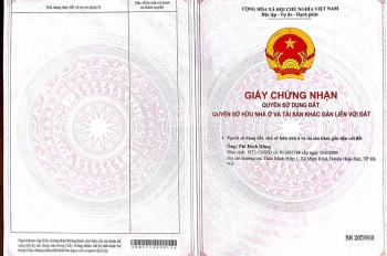 Cần tiền bán gấp lô đất ở xã Dương Liễu - Hoài Đức - Hà Nội với giá 38 triệu/m2, LH: 0364780051