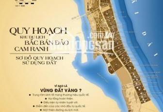 Tôi cần bán gấp một nền Golden Bay giai đoạn 1, giá đầu tư chỉ 12.5tr/m2, LH 0908833902