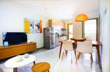 Chính chủ cho thuê căn hộ Sky 9 mặt tiền đường Liên Phường, 62m2(2PN, 2WC), 6tr/th. LH 0933 591 255