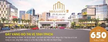 Mega 2 đang hoàn thiện và đường Vành Đai 3, cầu Cát Lái khởi công cơ hội cho NĐT, 0963112837