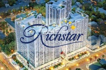 Mở bán shophouse căn hộ RichStar mặt tiền Hòa Bình giá 6.5-7.5 tỷ/lô của Novaland, LH 0938167529
