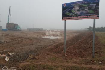 Cần tiền bán gấp lô đất dịch vụ xã An Thượng, Hoài Đức, Hà Nội đã bốc thăm vị trí đẹp DT 55m2