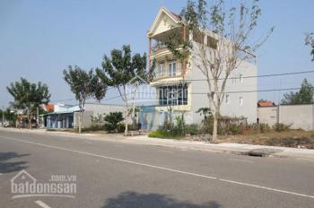Cần bán nền đất TL10, vỉa hè 5m, đã có sổ, ra cổng là Điện Máy Xanh, DT 6x20m. LH: 0968 679 624
