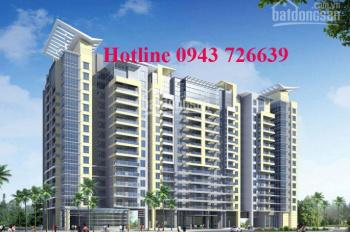 Cho thuê mặt bằng kinh doanh tầng 1 tòa nhà MD 361 Nguyễn Văn Huyên, Hoàng Quốc Việt, Cầu Giấy