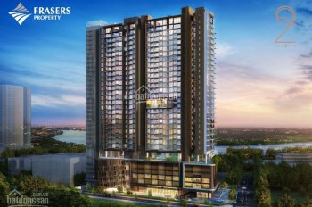 Q2 Thảo Điền - Fraser Singapore, tuyệt tác view sông Thảo Điền, giá từ 60 - 70tr/m2. LH: 0932009007