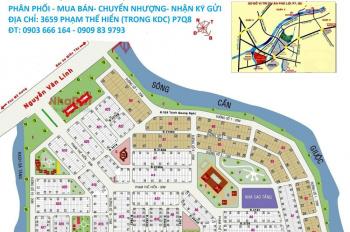 Cty BĐS Tấn Điền phân phối, ký gửi đất nền KDC Phú Lợi, 28 tr/m2 - 32 tr/m2, thanh toán nhiều đợt