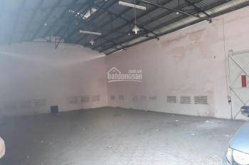 Cho thuê nhà kho 150/240 m2, hẻm xe conter Hàn Hải Nguyên