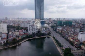 Bán căn hộ chung cư Ngọc Khánh Plaza, số 1 Phạm Huy Thông, cạnh hồ Ngọc Khánh, giá 30 triệu/m2