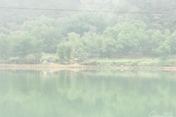 Đất view hồ Đồng Đò, Minh Trí, Sóc Sơn đẹp 3000m2, có sẵn bãi bằng làm nhà giá tốt