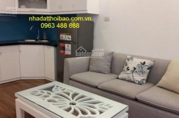 Cho thuê căn hộ Bà Triệu Tuệ Tĩnh - Hà Nội (Gần Vincom) Đủ Đồ, 1PN, 1PK 9-11tr/th 0963488688