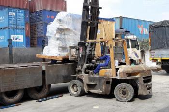 Chính chủ cho thuê kho ngay cầu Phú Mỹ - Quận 7, xe container 40' ra vào được ban ngày