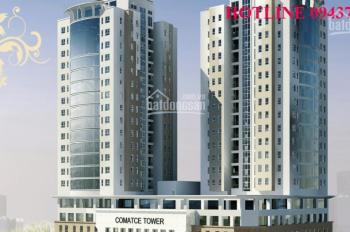Cho thuê văn phòng giá rẻ tòa nhà Comatce Tower - Ngụy Như Kon Tum, Nhân Chính, Thanh Xuân, Hà Nội