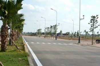 Nền đất khu VSIP 1 mở rộng, giá chỉ 920tr/nền, SHR, gần TTTM mặt tiền đường lớn, tiện Kinh doanh