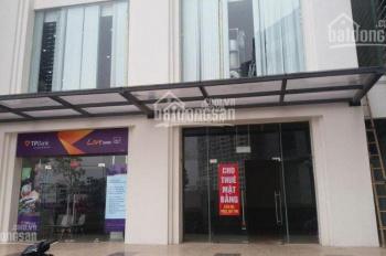 Chính chủ cho thuê mặt bằng kinh doanh, 3000 căn hộ dự án cao cấp Green Stars - 80m2 - 300m2